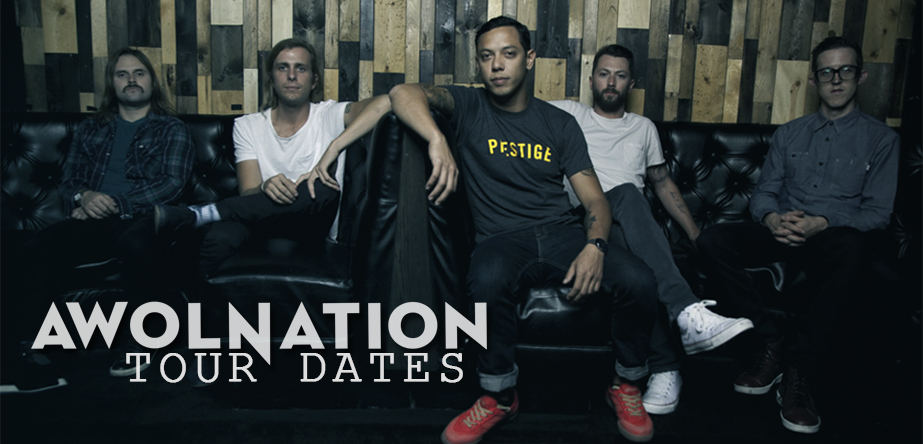 Awolnation Tour